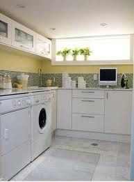 sarah's house farmhouse - Google Search  I Love this Laundry....
