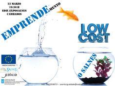 CORES DE CAMBADOS: XORNADA DE EMPRENDEMENTO LOW COST, O XOVES 23 EN E...