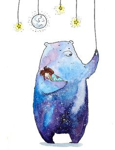 cute animals to draw Create a beautiful and simple watercolor galaxy painting using watercolor. In this step-by-step tutorial, you'll learn how to create this painting yourself. Watercolor Galaxy, Galaxy Painting, Galaxy Art, Watercolor Paintings, Diy Galaxy, Simple Watercolor, Gouache Painting, Painting Abstract, Acrylic Paintings