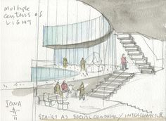 Gallery of Visual Arts Building at the University of Iowa / Steven Holl Architects - 27