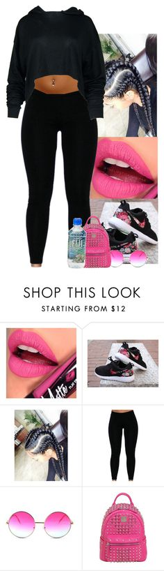 """""""going for a walk"""" by jchristina ❤ liked on Polyvore featuring interior, interiors, interior design, home, home decor, interior decorating, Fiebiger, NIKE, Janis and MCM"""