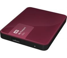WD My Passport Ultra 2TB berry USB 3.0 (WDBBKD0020BBY-EESN)