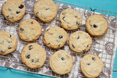 Blueberries & Cream Cookies from @Audra Fullerton