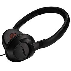 Bose SoundTrue Headphones On-Ear Style, Black