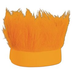 Hairy Headband, orange (12ct)