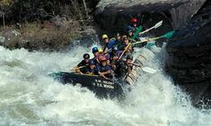 Several different rivers you can raft in the area! Call now to book your lodging with The Christie Lodge 888.325.6343 or www.christielodge.com