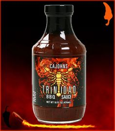I've ordered this sauce barbecue made of trinidad moruga scorpion, the hottest pepper in the world (2 000 000 SHU) for a BBQ with friends on sept. the 15th. A shame I can't taste it, by (real) doctor's orders...     I'm sure Poulpy, Tris and Tom will enjoy it...and my wife has priomised to bake one of her Three Milks Cake as a desert, some say milk soothes this kind of pain :)