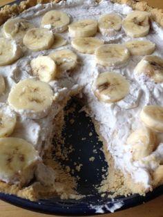 Real Food Banana Cream Pie (GF, Sugar-Free, Paleo/Dairy-Free) - Real Food Outlaws