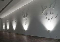 Incredible Shadow Art by Fabrizio Corneli