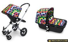 Missoni Baby Stroller baby - double duty