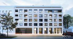 Przemysłowa 33 - nowe mieszkania na sprzedaż Poznań, Wilda, Osiedle Wilda, ul. Przemysłowa 33 - Virke Sp. z o.o. - RynekPierwotny.pl