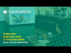 TouchPico (http://igg.me/at/touch-pico/x/5475437) is Pico Projector with embedded Android PC that converts any flat surface into touch scree...