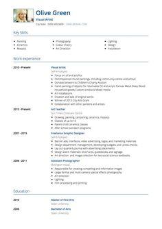 Work experience cv template year 10 kjdsx1t2 dhaka pinterest cv template artist spiritdancerdesigns Choice Image