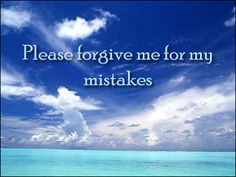 Asking Forgiveness | Hyperkreeytiv