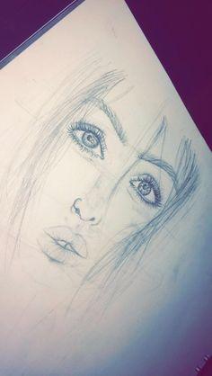 My Arts, Sketches, Drawings, Doodles, Sketch, Tekenen, Sketching