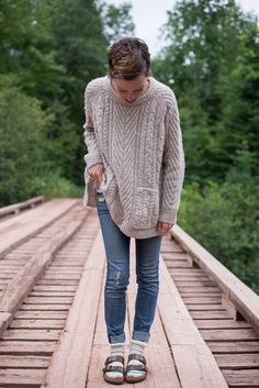 Image from http://cdn.themomedit.com/wp-content/uploads/2014/09/marc-jacobs-sweater-birkenstocks-and-socks.jpg.