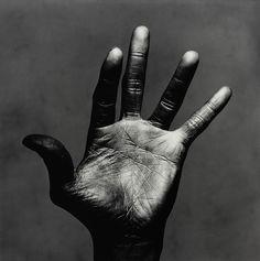 Miles Davis [by Irving Penn]