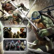 Find your favorite TMNT iphone phone case in wahaha.co.uk from £6.99 with free UK delivery