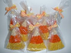The Partiologist: Candy Corn
