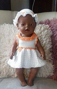 leuke slofje voor baby born gratis patroon Crochet Dolls Free Patterns, Baby Patterns, Doll Patterns, Crochet Doll Clothes, Knitted Dolls, Baby Bjorn, Arm Knitting, Baby Dolls, Hobbies