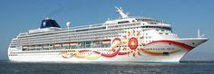 CRUISIN - Norwegian Cruise Line - Norwegian Sun - Bridge Camera