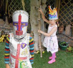Knights and Princesses