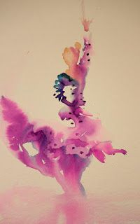 by Jean Haines - Watercolours With Life ...............http://www.pinterest.com/dianagarmans/flamenco/
