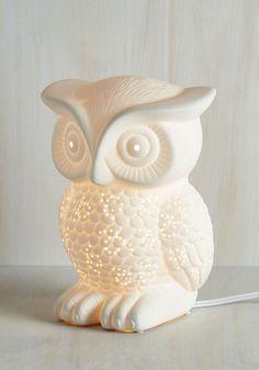 Room Decor - Nocturn-owl Lifestyle Lamp