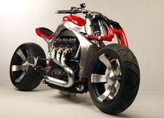 Triumph Rocket 3 Custom