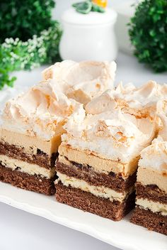 Food Cakes, Vanilla Cake, Cake Recipes, Sweet Tooth, Cheesecake, Food And Drink, Sweets, Baking, My Love