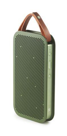 Bang & Olufsen - Bluetooth Speaker - Design by David Lewis Designers.