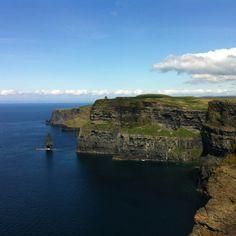 West kust Ierland   Cliffs of Moher