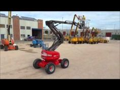 Gomariz Sistemas de Elevación promotional video. http://www.machinerylift.com