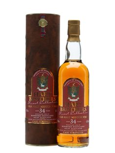 Bowmore 1966 / 34 Year Old / Hart Brothers Scotch Whisky : The Whisky Exchange