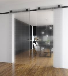 & & & & New finish for glass doors for the interior of FOA porte Glass Design, Door Design, House Design, Kitchen Bar Design, Home Decor Kitchen, Slidding Door, Bedroom Vintage, Living Room Decor, New Homes