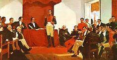 CONGRESO ANFICTIÓNICO DE PANAMÁ. Asamblea diplomática que tuvo lugar en 1826 en la ciudad de Panamá. El congreso fue convocado por el libertador venezolano Simón Bolívar, con el objeto de buscar la unión o confederación de los estados de América, sobre la base de los anteriores virreinatos hispanoamericanos, en un proyecto de unificación continental, como lo había ideado el precursor de la independencia hispanoamericana, el prócer venezolano Francisco de Miranda.