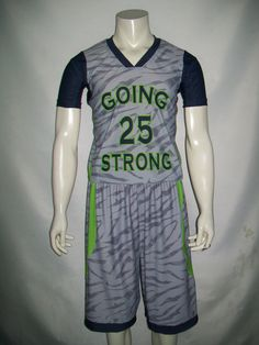 New Short Sleeve basketball uniforms Hot