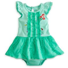 Ariel Dress for Baby | The Little Mermaid | Clothes | Disney Store