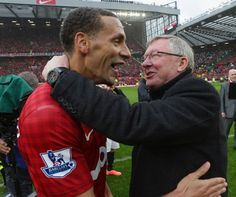 The boss with Rio