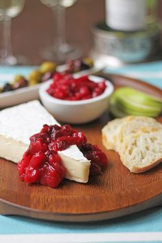 Cranberry-Pear-Chutney