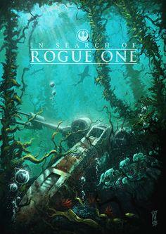In Search Of Rogue One, Shane Molina on ArtStation at https://www.artstation.com/artwork/RLmZD
