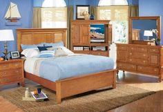 I love this bedroom set