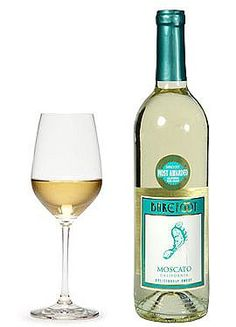 Barefoot Moscato .. FAVORITE!
