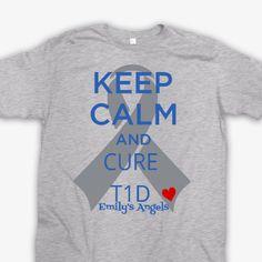 Type 1 Diabetes Type 1 And Diabetes Shirts On Pinterest