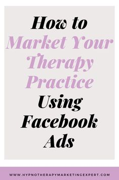 Facebook Marketing, Online Marketing, Social Media Marketing, Marketing Techniques, Hypnotherapy, Pinterest Marketing, Online Courses, How To Find Out, Ads