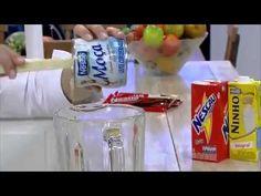 ▶ Nestlé com Você - Faça um delicioso pudim de tapioca - YouTube
