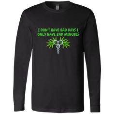 5c10b11e0a1 Bad Days Men s Jersey LS T-Shirt