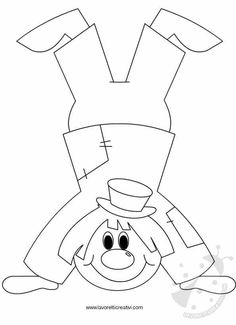 Best 12 Image may contain: drawing Circus Theme Crafts, Clown Crafts, Carnival Crafts, Carnival Masks, Clown Party, Circus Party, Drawing For Kids, Art For Kids, Crafts For Kids