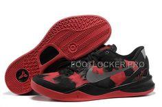 43f326fe6ab Black Red 555035-709 Nike Zoom Kobe 8 (VIII) Outlet