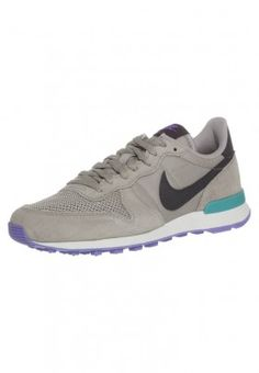 Nike Sportswear Internationalist Sneaker grau
